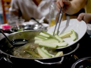 アンタン(発酵蕨鍋)